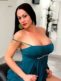 Rabeche likes strong, manly men who can show her who�s boss